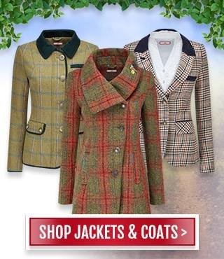 Women's Jackets & Coats