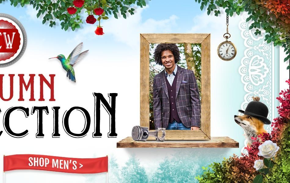 Shop Men's Autumn Winter 2017 Collection