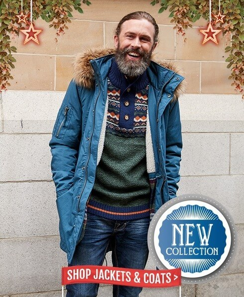 Joe Browns Men's Coats And Jackets