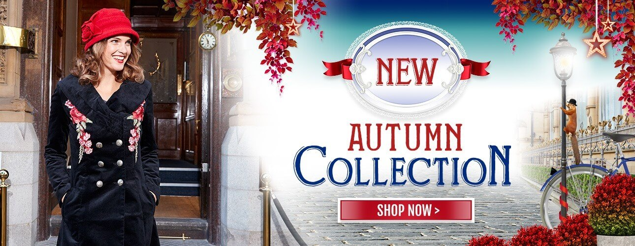 Shop The Autumn Styles Collection