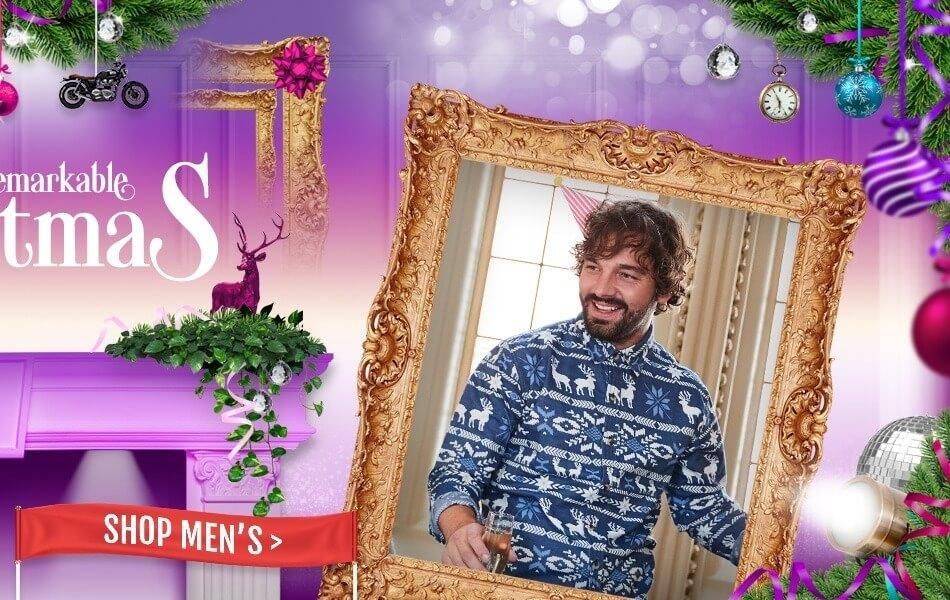 Shop Men's Winter 2017 Collection