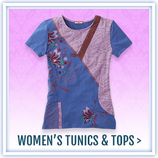 Women's Tops & Tunics