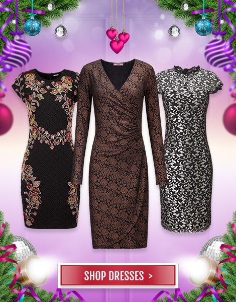 Shop Women's Dresses Offer