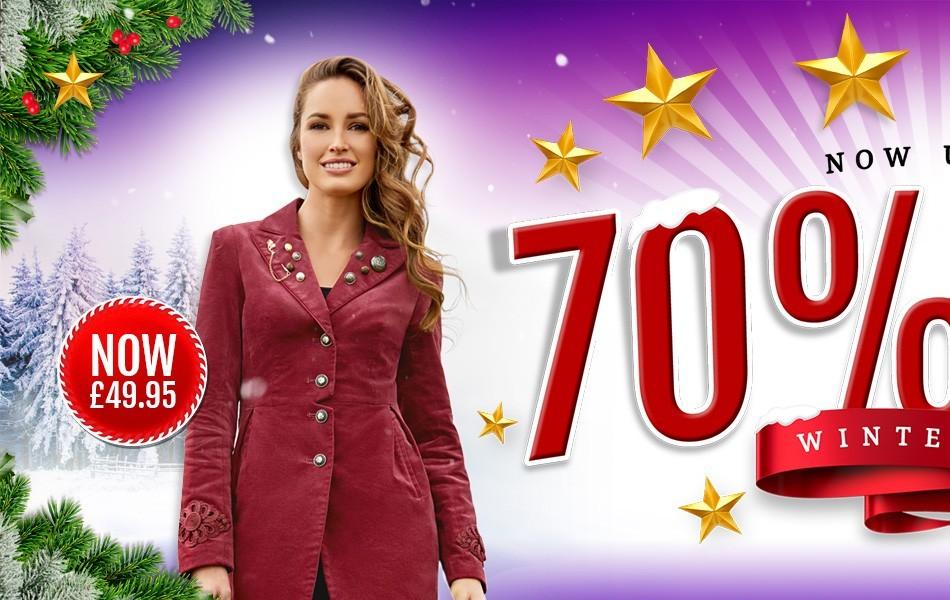 Shop Women's Winter's Sale Styles