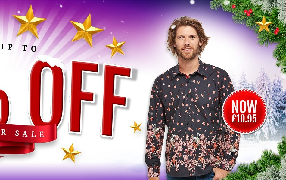 Shop Men's Winter's Sale Styles