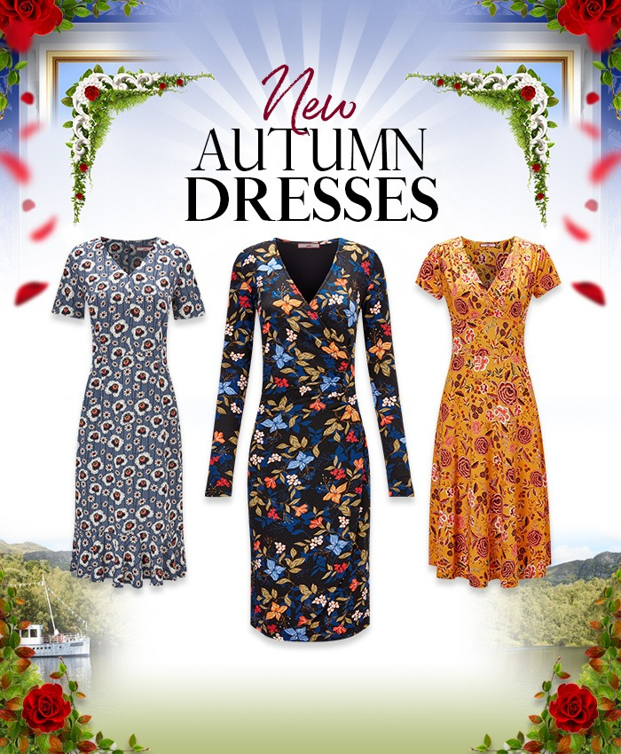 Joe Browns Womens & Mens Clothing. Autumn 2019 Collection