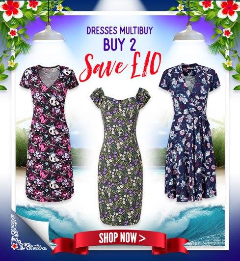 Dresses Multibuy