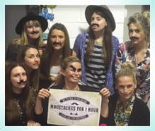 staff moustaches