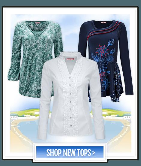 Shop Women's New Tops
