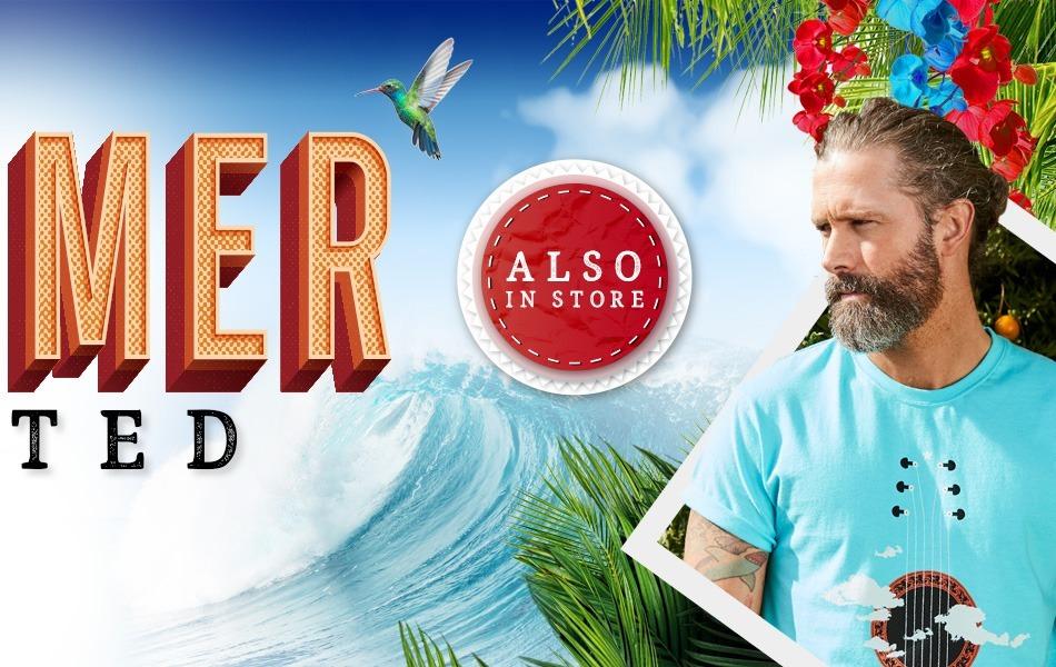 Shop Men's Summer 2018 Collection