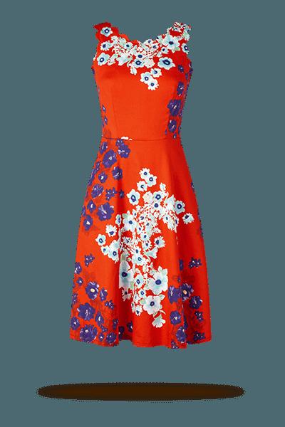 Va Va Voom Dress