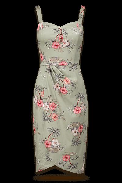 Patina Bloom Dress