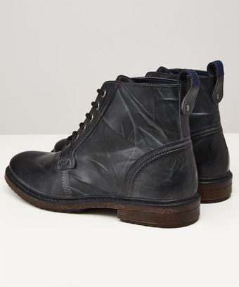 b276271407ca Distressed To Perfection Leather Boots, Joes Outlet, Mens Sale Shoes ...