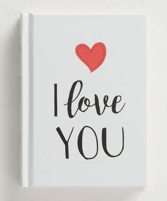 I Love You (Summersdale White Cover) Book