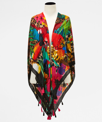 092ef67fd23c1 Bird Of Paradise Wrap, Women, Womens Accessories and Jewellery