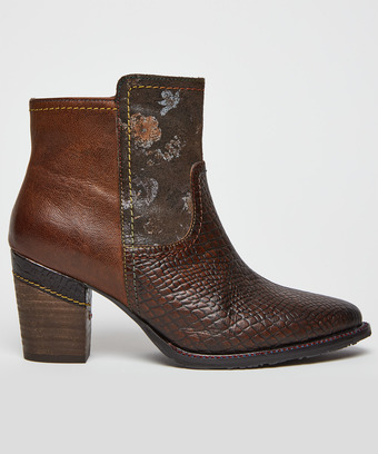 9d114ec7f49 In The Mix Leather Ankle Boots