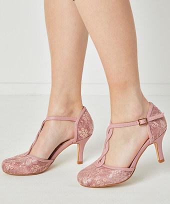 13cdcbae5110 La Vie En Rose Shoes