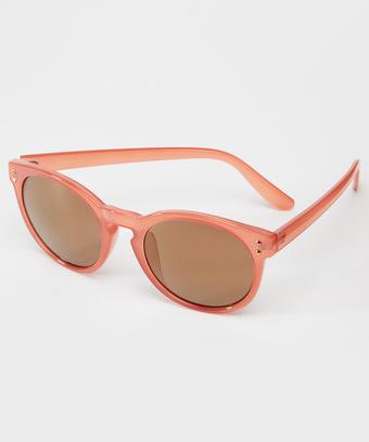 f3206b23aa126 Milky Pink Sunglasses