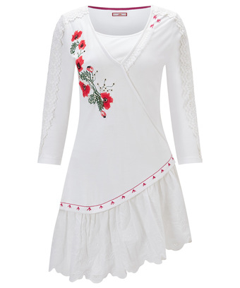 Twin-Set embroidered tunic 808 ICE Women Clothing Tunics & Kaftans  Tops,twin set outlet muggia,Outlet Factory Online Store