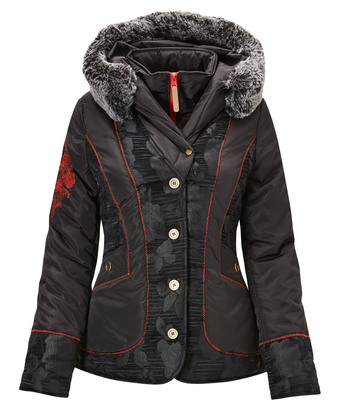 5ae0a33f1 Our Favourite Short Padded Jacket