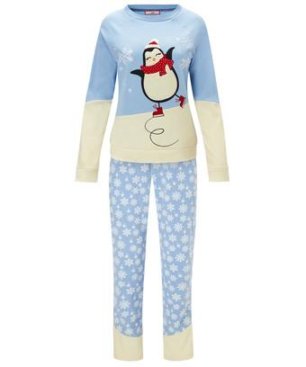 44fad97b74f1 Perfect Penguin Pyjama Set